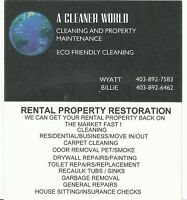 RENTAL PROPERTY RESTORATION