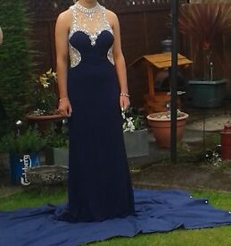 Prom Dress in Excellent Condition. Size 8