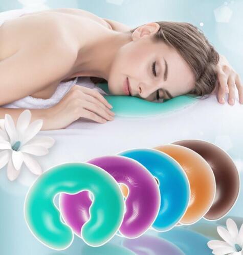 Gesicht-Gelkissen für die Kopfstütze oder Nasenschlitze der Massageliege DE