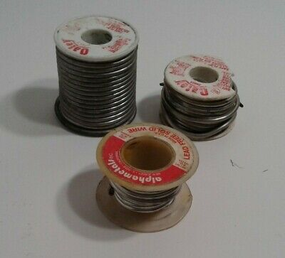 Lead Free Solid Wire Solder 1lb 12oz