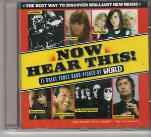 (FP583) Now Hear This!, Issue 42 - sealed The Word CD