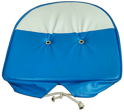 New Universal Blue And White Pan Seat Cover