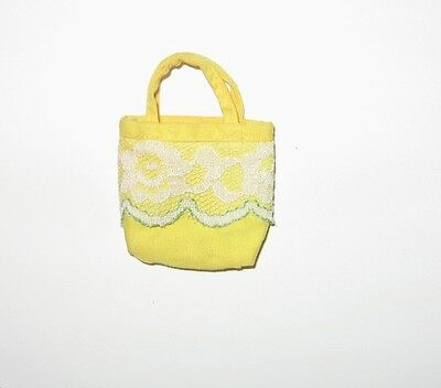 Vintage Barbie Francie # 1254 Fresh as a Daisy Tote Only Excellent