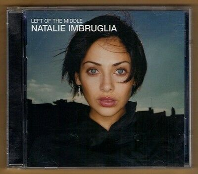 Natalie Imbruglia Cd Left Of The Middle   12 Tracks