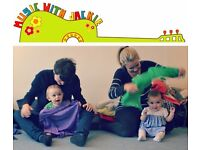 Baby & Toddler music classes