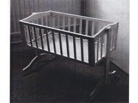 For sale Bethany swining crib,