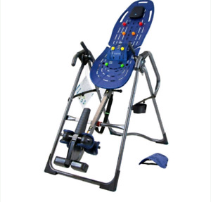 Teeter EP-960 Inversion Table with Accupressure Nodes and Lumbar