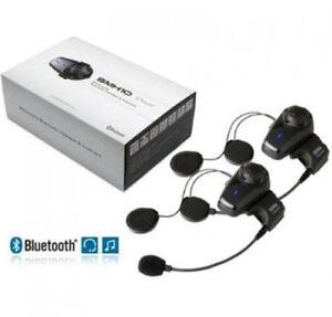 *SOLD*  2 SENA Bluetooth SMH10 Dual Bluetooth Headset Intercoms