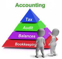 Taxes, Accounting and bookkeeping Services