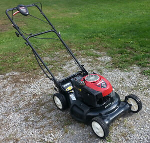 Craftsman Self propelled 21' Mulching Mower with Electric Start Peterborough Peterborough Area image 1