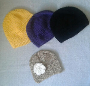 Handmade Hats all sizes
