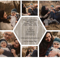 MINI PHOTO SESSIONS: Couples * Families * Holiday $100