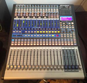 Audio gear.