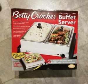 New Buffet Server