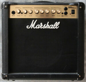 Marshall MG15DFX Amp