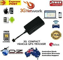 3G Compact GPS Tracker Perth CBD Perth City Preview