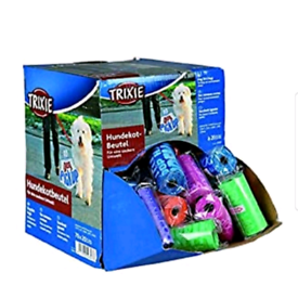 Dog bags, poo bags 1400 bags/70rolls, NEW in box.