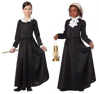Susan B  Anthony   Harriet Tubman Child Costume