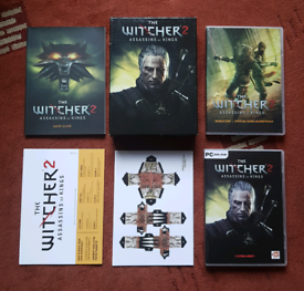 The Witcher 2 Assassins Of Kings (PC / Big Box Edition).