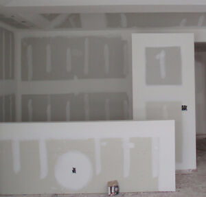 FRAMING, DRYWALL AND FINISHED TAPING Kitchener / Waterloo Kitchener Area image 1