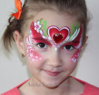 FACE PAINTING by Anika