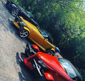3 Plymouth Prowlers!!! Take Your Pick Like New !!!
