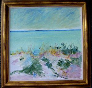 Original Duncan de Kergommeaux Oil Painting - Canadian Art London Ontario image 1