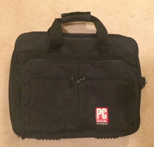 Laptop bag by PC Magazine