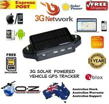 3G GPS Tracker - solar powered Perth CBD Perth City Preview