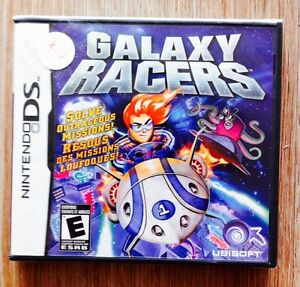 NINTENDO DS Galaxy Racers