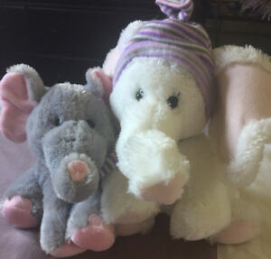 Stuffed Animals and Toy Candle all for $5!!!