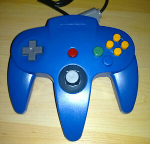 NEW Nintendo 64 (N64) Accesories - Controllers - Video AV Cables