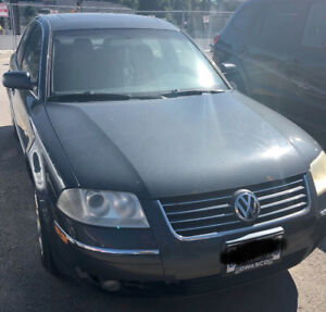 2003 Volkswagen Passat $1200 OBO 2 sets tires on VW rims