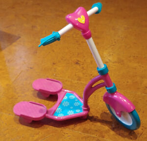 American Girl/ Canadian doll/ Journey Girl/ 18 inch doll scooter