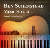 Guitar Lessons with Ben Schenstead, Silverwood Heights