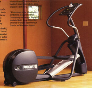 Precor Elliptical Cross Trainer EFX 5.23