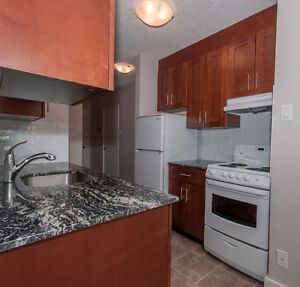 Jan. Free! Feb. Half! Great Downtown Location! 1Bdrm. Avail. Now