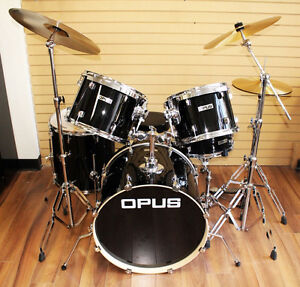 Brand new! Full / Half size 5-Piece Drum Kits starting from $289