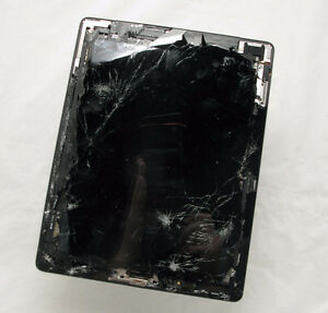 iPAD 2 3 4 MINI AIR BROKEN SCREEN REPAIR - WARRANTY