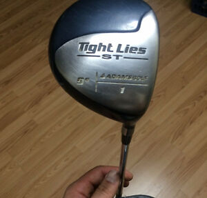 CHEAP Adams Golf Tight Lies ST 9degree Driver Grafalloy Shaft