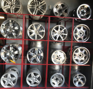 14 & 15 inch great used tires @ top rate tires in harrow stop by