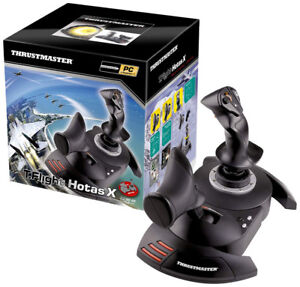 Thrustmaster T-Flight Hotas X - Great for space games/flight sim