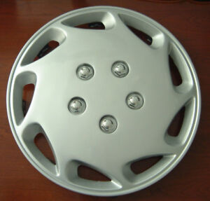 "NEW: 3 X 14"" wheel covers (hubcap)"