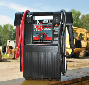 Truck PAC ES1224 12 volt and 24 volt battery booster London Ontario image 5