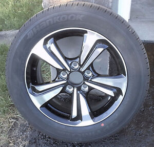 Hankook Optimo H426 205-55-R16 on Honda Civic Rim $150 obo