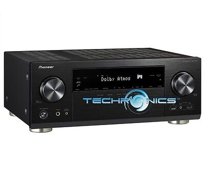 PIONEER VSX-1131 7.2 CHANNEL AV RECEIVER BLUETOOTH WI-FI & DOLBY ATMOS