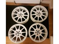 "VW Motorsport 17"" Alloys"