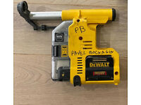 DeWALT 18v Cordless Dust Extraction System Bare Unit. Fits - DCH273, DCH274, DCH253 and DCH254