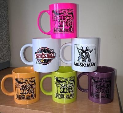 Ernie Ball Mug (Pink Super Slinky)
