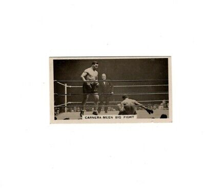 Boxing - Primo Carnera - Trainers4Me